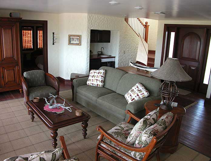 Guest Villa - Family Room