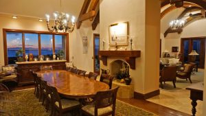 Main Villa - Formal Dining Room