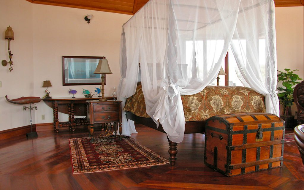 Master Villa - Bedroom