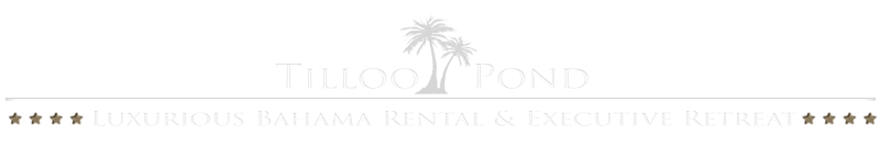 Tilloo Pond - Luxurious Bahama Rental & Executive Retreat