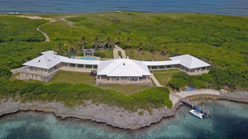 Abaco Bahamas Rental Aerial Photo
